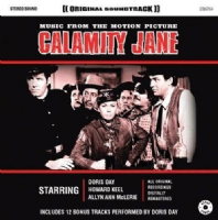 Calamity Jane Original Soundtrack CD (Special Offer)